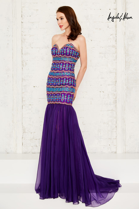 771110 (majestic purple) gown from the 2017 Angela & Alison Prom collection, as seen on dressfinder.ca