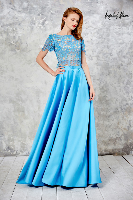 Style 771113 gown from the 2017 Angela & Alison Prom collection, as seen on dressfinder.ca