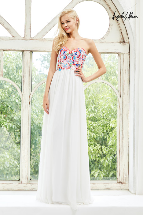 Style 771130 gown from the 2017 Angela & Alison Prom collection, as seen on dressfinder.ca