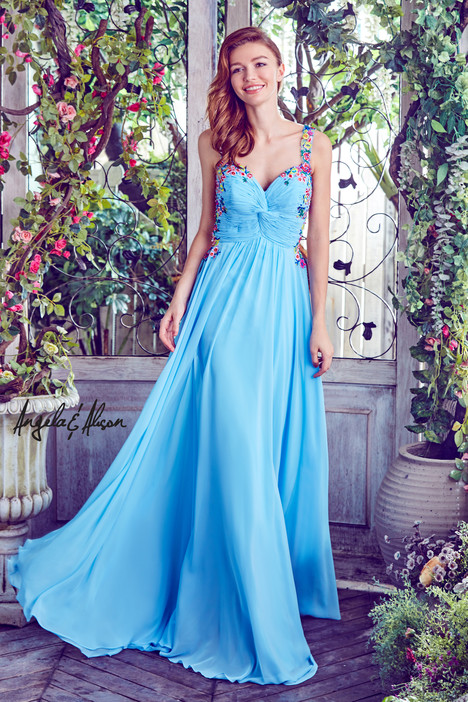 Style 771141 gown from the 2017 Angela & Alison Prom collection, as seen on dressfinder.ca