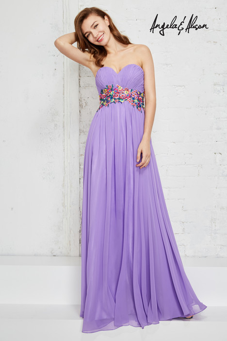 771143 (lilac) Prom                                             dress by Angela & Alison Prom