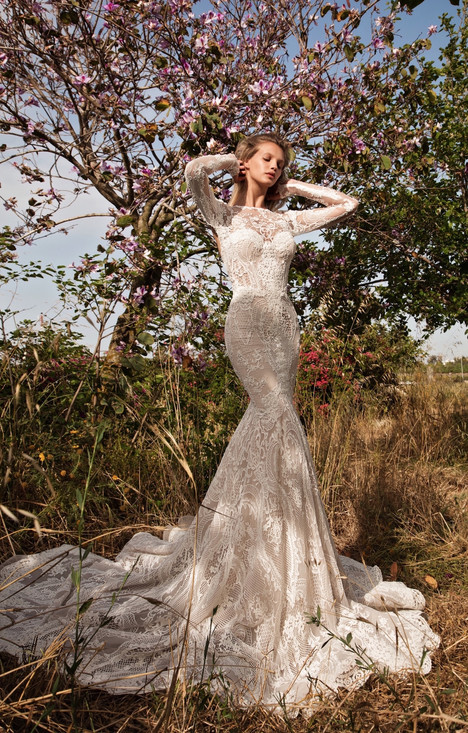 705 Wedding                                          dress by GALA by Galia Lahav