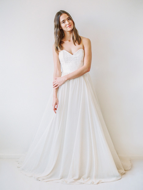 Georgia Wedding                                          dress by Truvelle