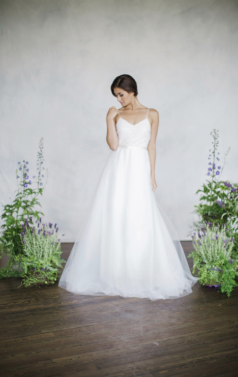 Pheobe Wedding                                          dress by Pure Magnolia