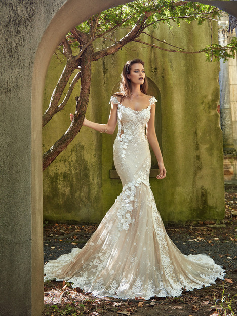 Emma Wedding                                          dress by Galia Lahav