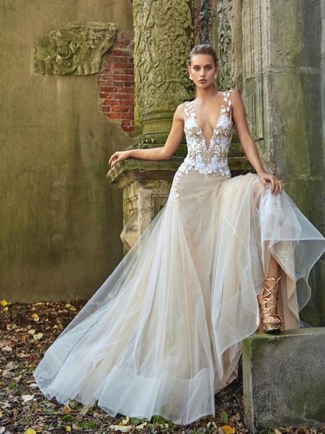 Lauren Wedding                                          dress by Galia Lahav
