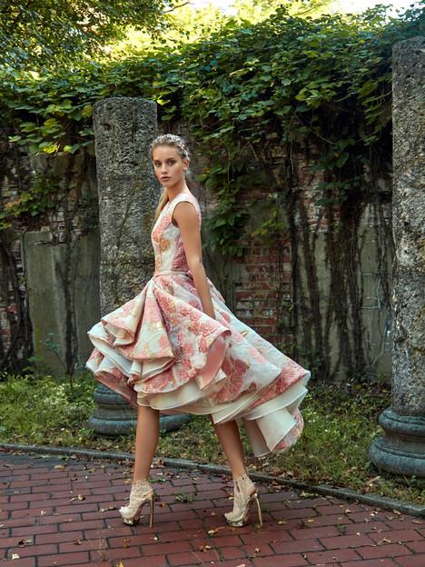 Maddie Wedding                                          dress by Galia Lahav