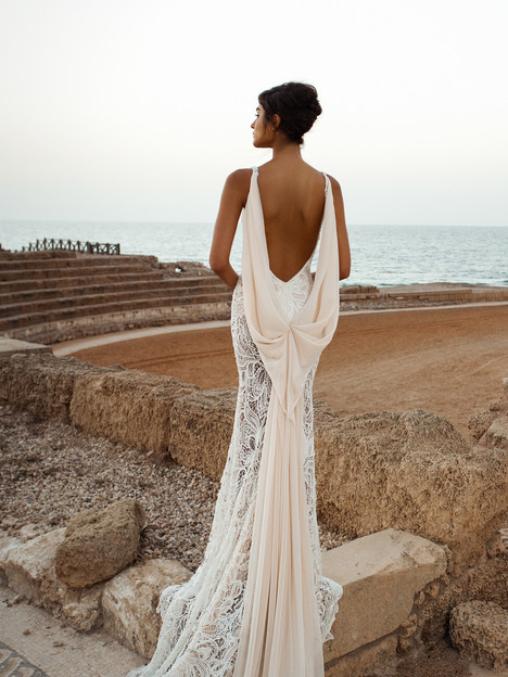 804 (back) Wedding                                          dress by GALA by Galia Lahav