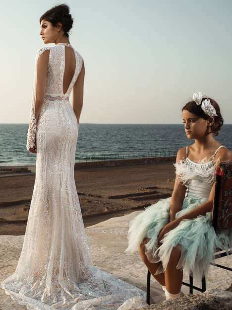 805 Wedding                                          dress by GALA by Galia Lahav