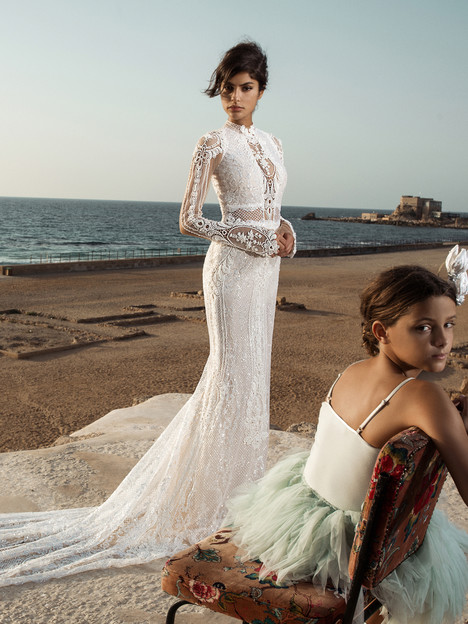 805 (2) Wedding                                          dress by GALA by Galia Lahav