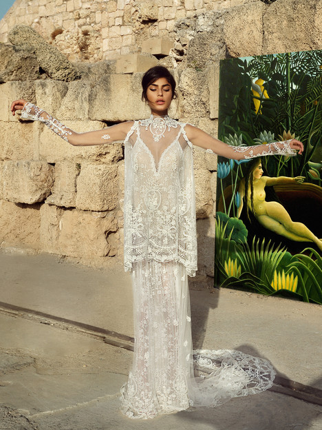 807 Wedding                                          dress by GALA by Galia Lahav