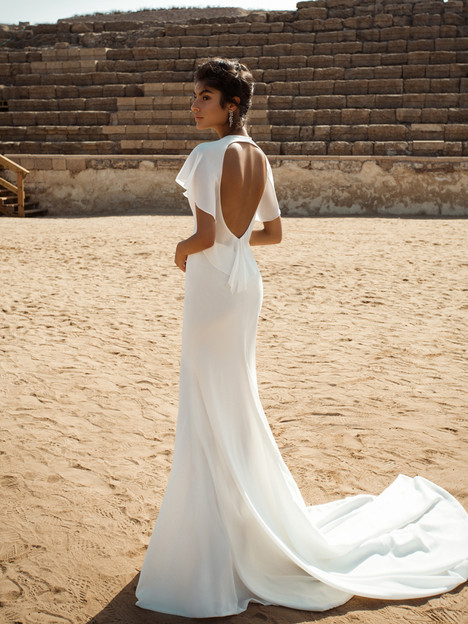 810 (back) Wedding                                          dress by GALA by Galia Lahav