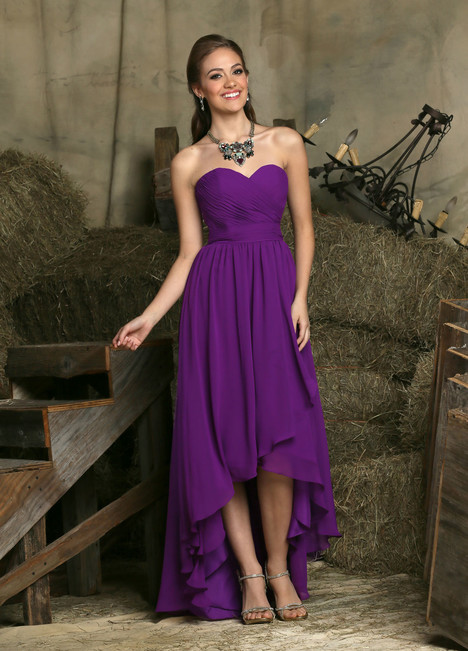 60224AL Bridesmaids                                      dress by DaVinci : Bridesmaids