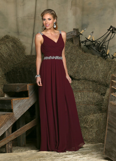 60225AL Bridesmaids                                      dress by DaVinci : Bridesmaids
