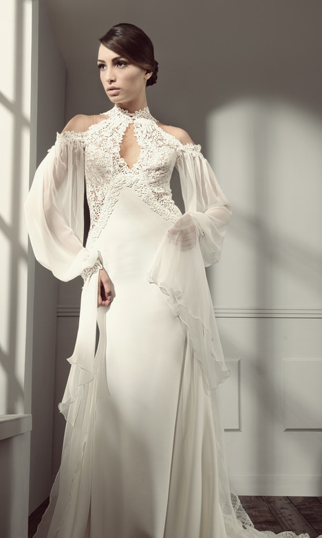 RS 5001 Wedding                                          dress by Regina Schrecker Sposa