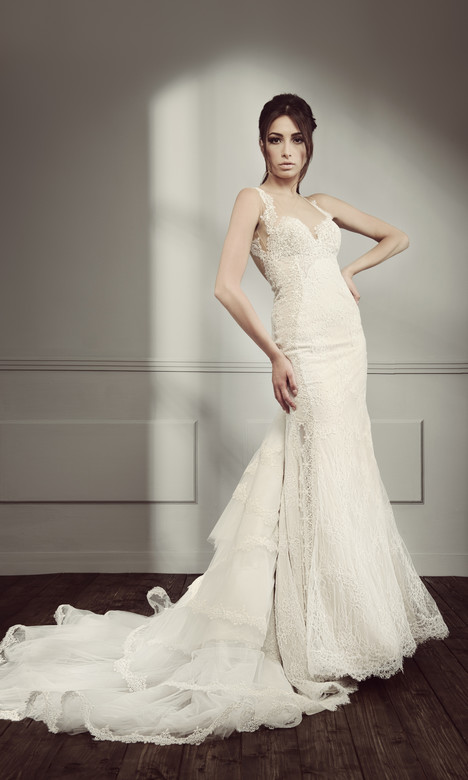 RS 5002 Wedding                                          dress by Regina Schrecker Sposa
