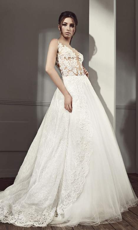RS 5011 Wedding                                          dress by Regina Schrecker Sposa