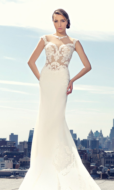 3733 Wedding                                          dress by Regina Schrecker Sposa