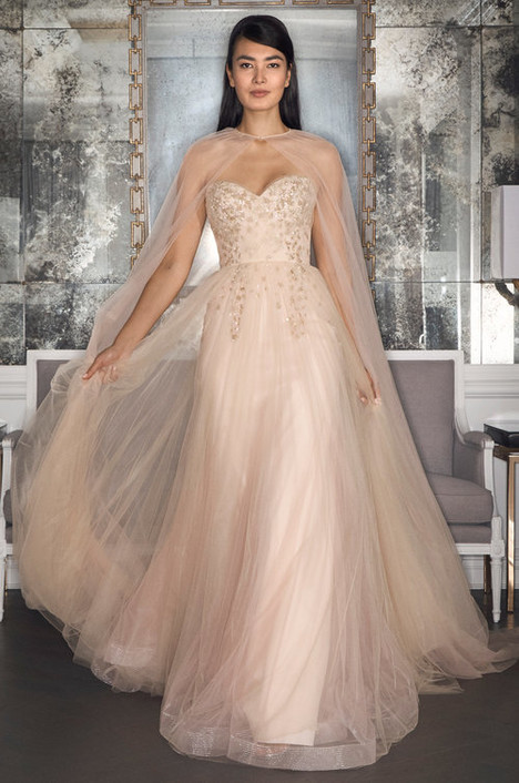 RK7484 Wedding                                          dress by Romona Keveza Collection