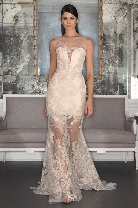 RK7486 Wedding                                          dress by Romona Keveza Collection