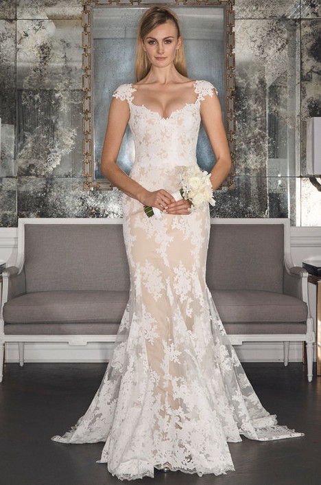 RK7487 Wedding                                          dress by Romona Keveza Collection