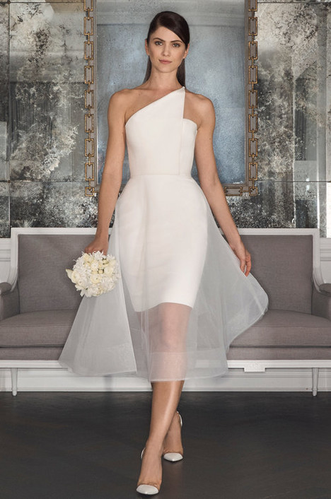 RK7488 Wedding                                          dress by Romona Keveza Collection