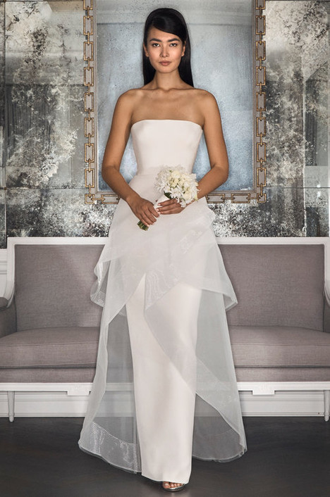 RK7489 Wedding                                          dress by Romona Keveza Collection