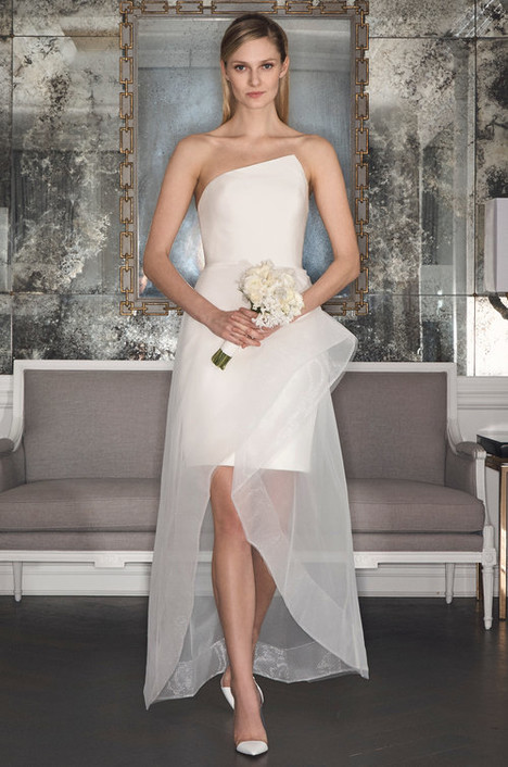 RK7490 Wedding                                          dress by Romona Keveza Collection
