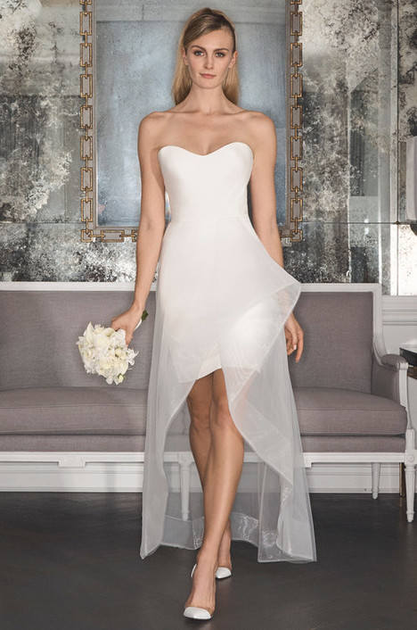 RK7491 Wedding                                          dress by Romona Keveza Collection