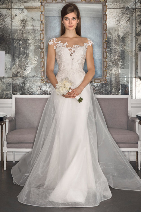 RK7492 Wedding                                          dress by Romona Keveza Collection