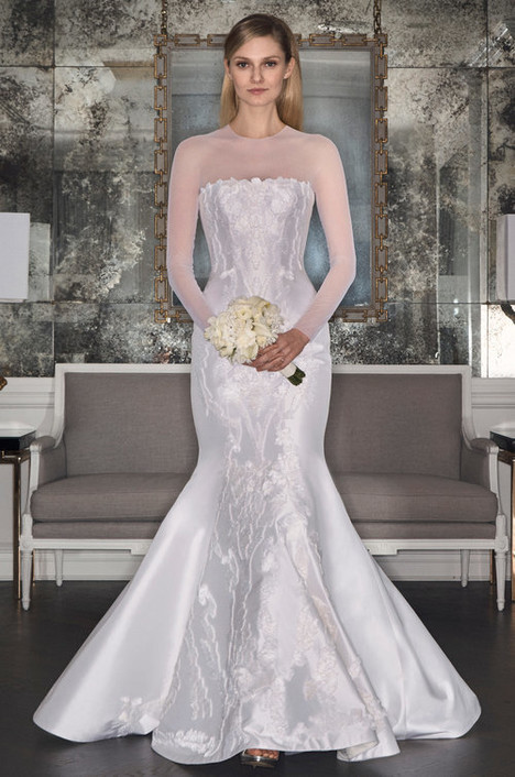RK7493 Wedding                                          dress by Romona Keveza Collection