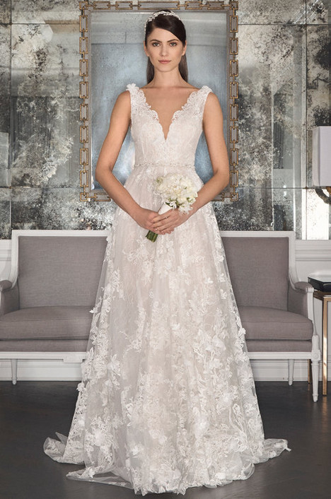 RK7494 Wedding                                          dress by Romona Keveza Collection