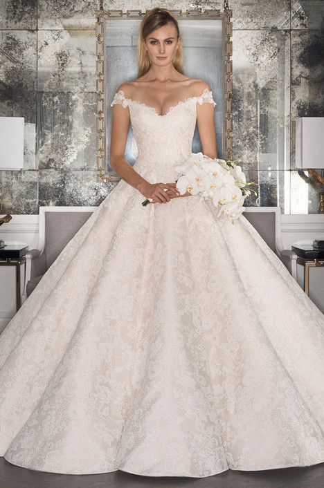 RK7496 Wedding                                          dress by Romona Keveza Collection