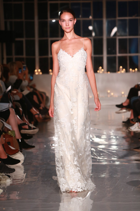 Liza Wedding                                          dress by Sarah Janks