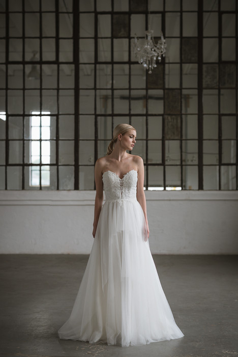 Imogen Wedding                                          dress by Lis Simon