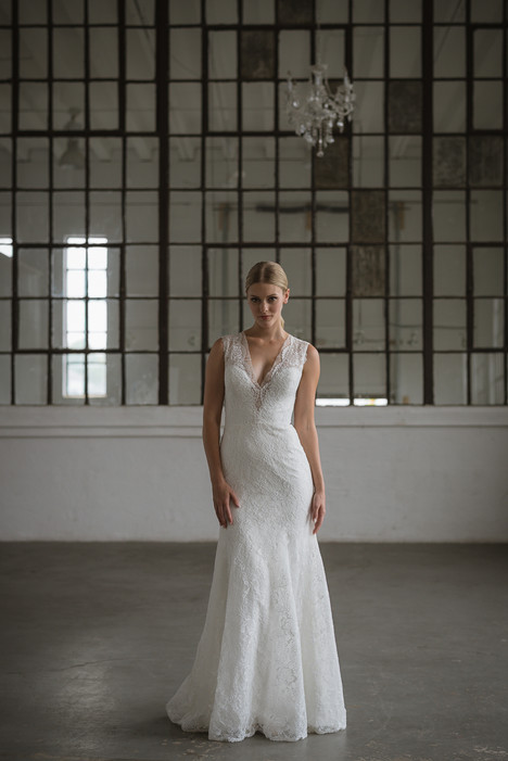 Ina Wedding                                          dress by Lis Simon