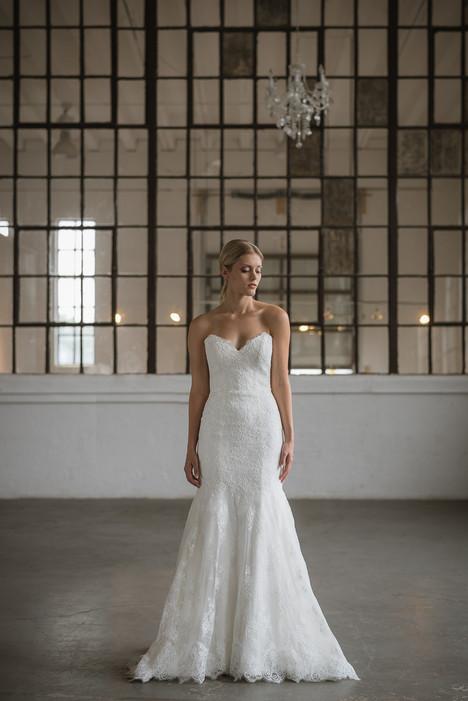 Indy Wedding                                          dress by Lis Simon