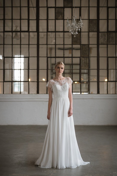 Ingrid Wedding                                          dress by Lis Simon