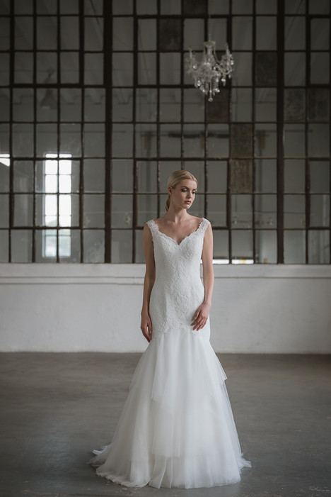 Irina Wedding                                          dress by Lis Simon