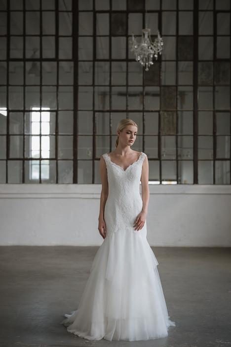 Irina Wedding                                          dress by Lis Simon