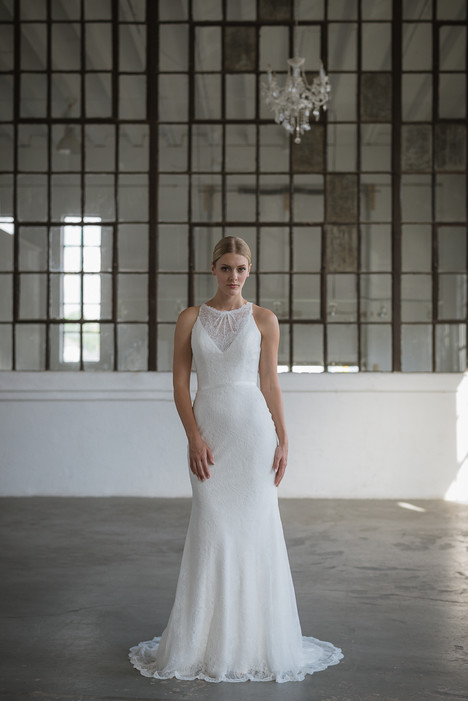 Isla Wedding                                          dress by Lis Simon