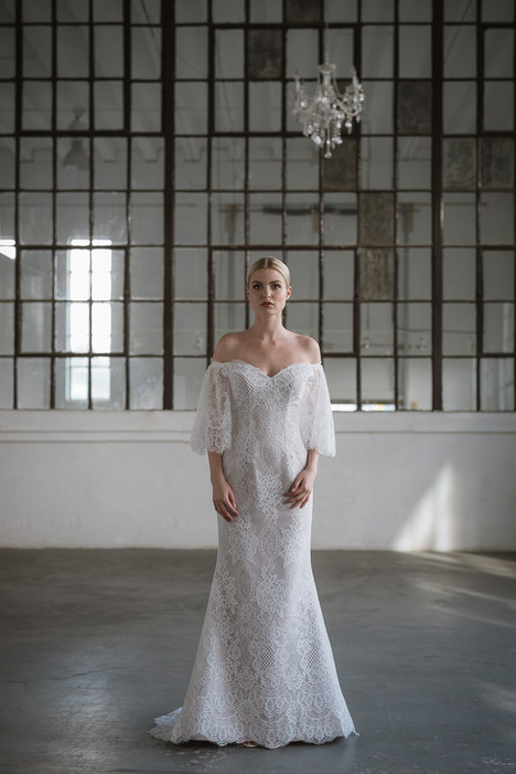 Issa Wedding                                          dress by Lis Simon