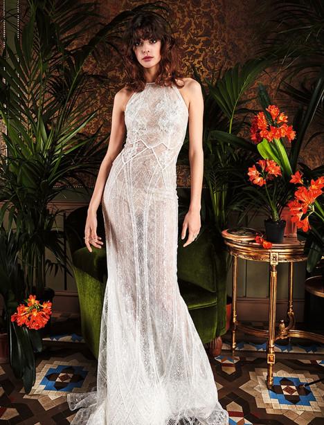 Menta Wedding                                          dress by YolanCris