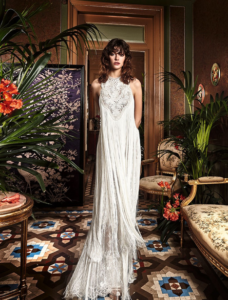 Pasiflora Wedding                                          dress by YolanCris