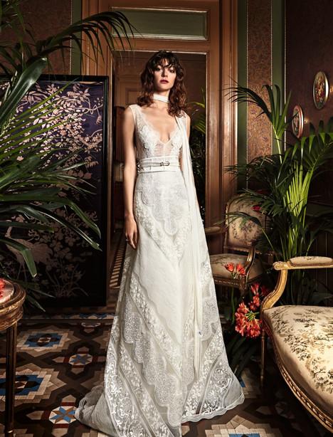 Trebol Wedding                                          dress by YolanCris