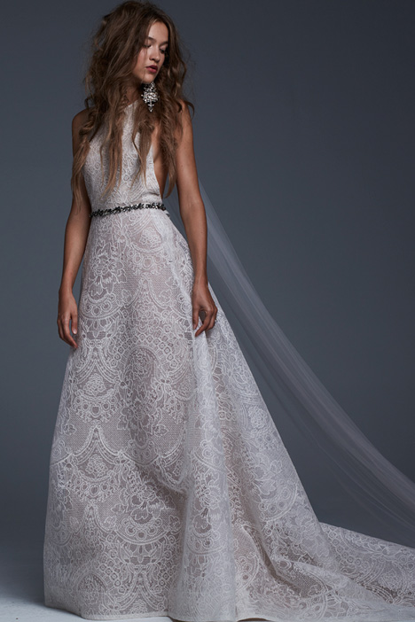 Galilea Wedding                                          dress by Vera Wang