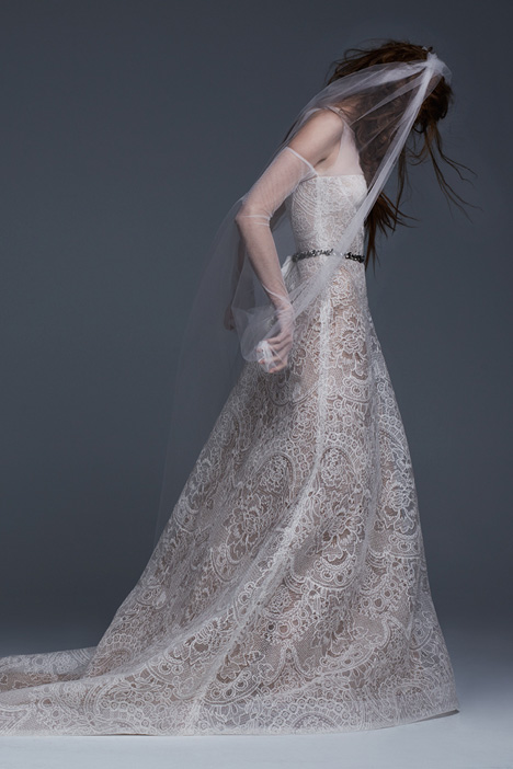 Geltrude Wedding                                          dress by Vera Wang