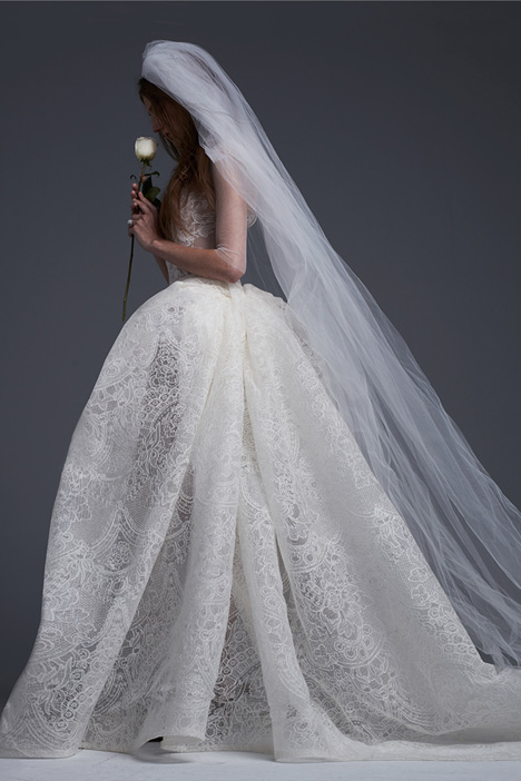 Juliette Wedding dress by Vera Wang
