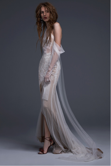 Raffaela Wedding                                          dress by Vera Wang