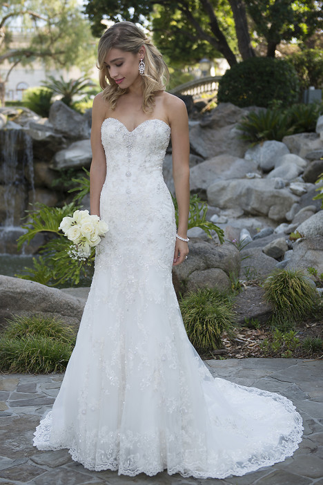 VE8299 Wedding                                          dress by Venus Bridal